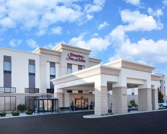 Hampton Inn and Suites Munster - Munster - Building