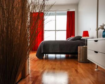 Volcano Hotel - Vik (South) - Bedroom