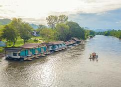 Binlha Raft Resort - Sai Yok - Außenansicht