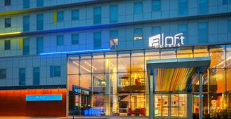 Aloft New York Laguardia Airport - Queens - Byggnad