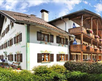 Gästehaus Enzianhof Hotel Garni - Oberammergau - Building
