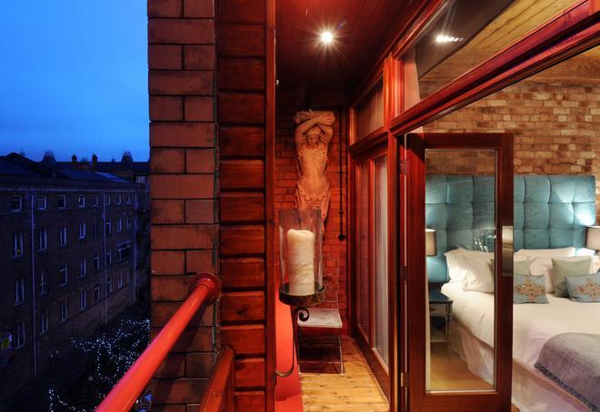 Velvet Hotel - Μάντσεστερ - Μπαλκόνι