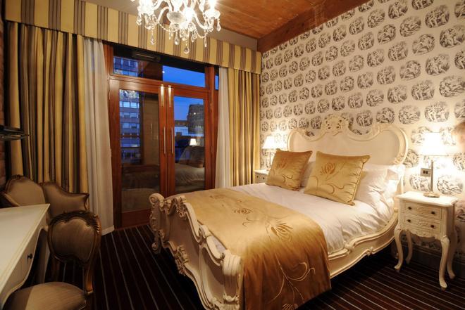 Velvet Hotel - Μάντσεστερ - Κρεβατοκάμαρα