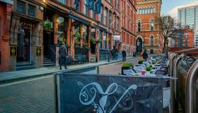 Velvet Hotel - Manchester - Outdoor view