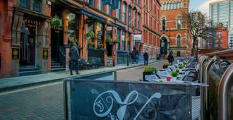 Velvet Hotel - Manchester - Outdoors view