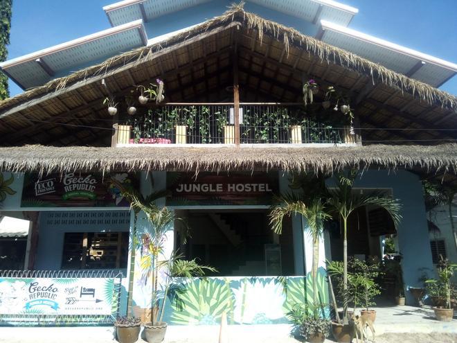 壁虎共和國叢林青年旅館 - 龜島 - 建築