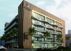 City Suites - Kaohsiung Chenai - Kaohsiung - Bina