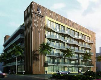 City Suites - Kaohsiung Chenai - Kaohsiung - Building