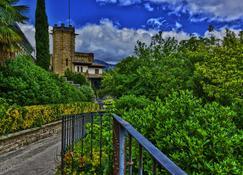 Castillo El Collado - Laguardia - Bygning