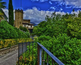 Castillo El Collado - Laguardia - Gebäude