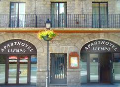 Aparthotel Llempó - Canillo - Rakennus