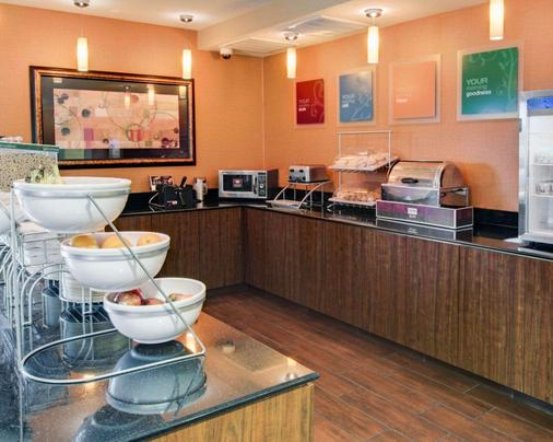 Comfort Suites - Texarkana - Buffet