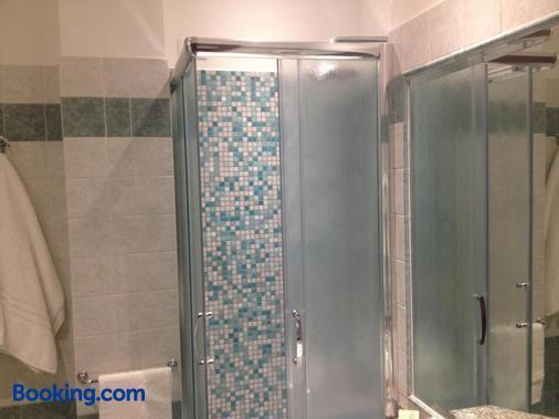 Hotel Villa Giulia - Ciampino - Bathroom