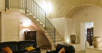 Residence del Casalnuovo - Matera - Phòng khách