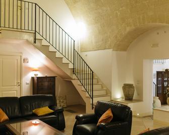 Residence del Casalnuovo - Matera - Sala de estar