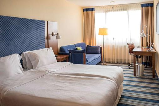 Arthotel Ana Im Olympiapark - Munich - Bedroom