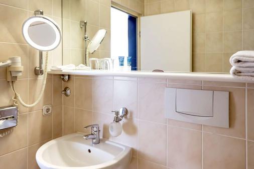 Arthotel Ana Im Olympiapark - Munich - Bathroom