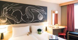 宜必思蘭斯中央酒店 - 瑞姆茲 - 蘭斯 - 臥室