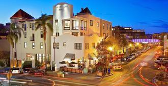 La Pensione Hotel - San Diego