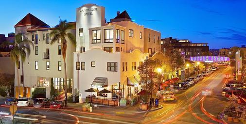 La Pensione Hotel - Σαν Ντιέγκο - Κτίριο