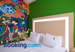 Maxonehotels At Belstar Belitung - Tanjung Pandan - Bedroom
