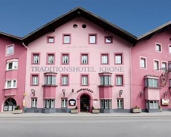 Hotel Krone - Matrei am Brenner - Gebouw