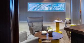 SpringHill Suites by Marriott Salt Lake City Downtown - סולט לייק סיטי - טרקלין