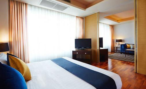 The Duchess Hotel and Residences - Bangkok - Phòng ngủ