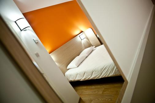 Hotel Premiere Classe Wroclaw Centrum - Wroclaw - Bedroom
