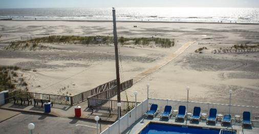 Acacia Beachfront Resort - Wildwood Crest - Pool