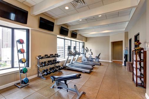 Blake Hotel New Orleans, BW Premier Collection - Νέα Ορλεάνη - Γυμναστήριο