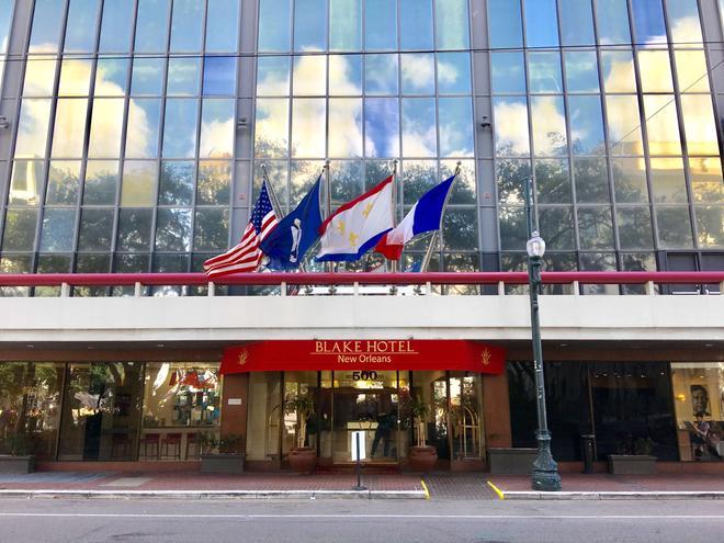Blake Hotel New Orleans, BW Premier Collection - New Orleans - Rakennus
