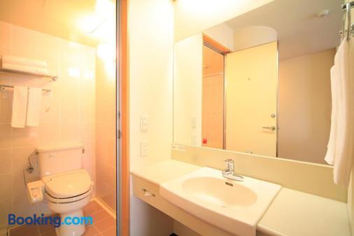 Vessel Hotel Kurashiki - Kurashiki - Bathroom
