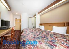 Vessel Hotel Kurashiki - Kurashiki - Bedroom