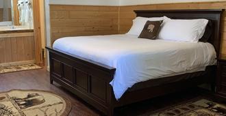 Chinook Winds Motel - Dubois - Bedroom
