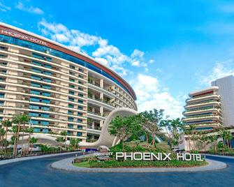 Forest City Marina Hotel - Gelang Patah - Gebouw