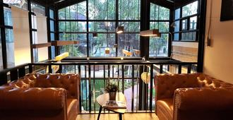 清萊班邁克拉丹旅館 - 清萊 - 休閒室