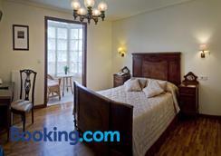 Hotel Asturias - Gijón - Phòng ngủ