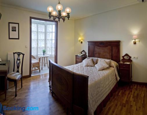 Hotel Asturias - Gijón - Bedroom