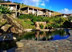 Hotel Hare Uta - Hanga Roa - Außenansicht