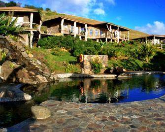 Hotel Hare Uta - Hanga Roa - Outdoor view