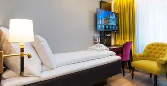 Thon Hotel Rosenkrantz - Bergen - Bedroom