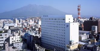 Sun Days Inn Kagoshima - Kagoshima - Outdoor view