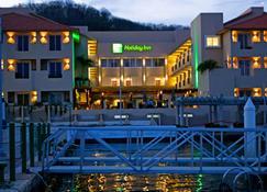 Holiday Inn Huatulco - Санта-Мария-Уатулько - Здание