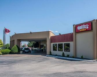 Clarion Inn - Murfreesboro - Building