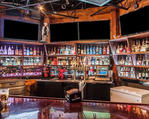 Clarion Inn - Murfreesboro - Bar
