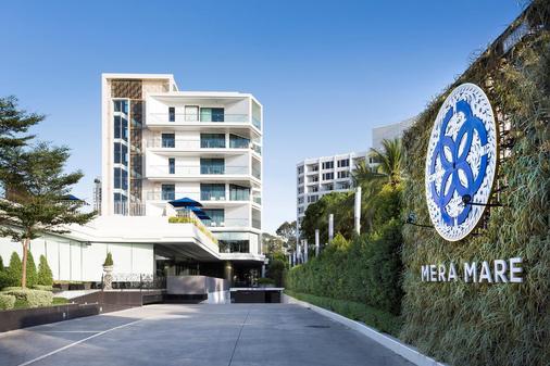 Mera Mare Pattaya - Πατάγια - Κτίριο