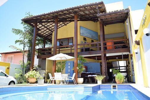 Pousada Encanto De Itapoan - Salvador da Bahia - Gebäude