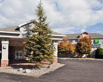 Holiday Inn Express St. Ignace-Lake Front - Сент-Игнас - Здание