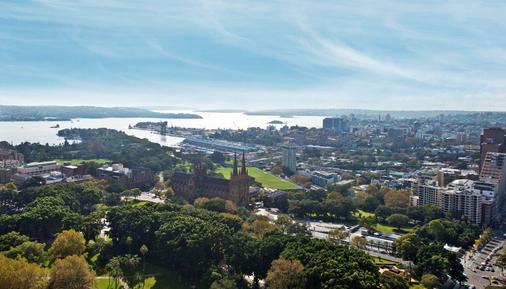 Park Regis City Centre - Sydney - Outdoors view